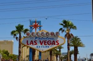 Day 10 - Las Vegas sign 1