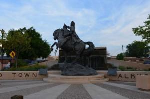 Day 12 - New Mexico Albuquerque Old Town 1