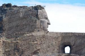 Day 4 - South Dakota Crazy Horse monument 6