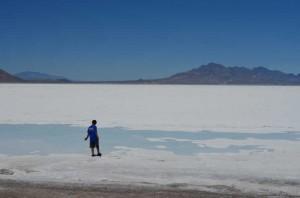Day 5 - Utah Bonneville Salt Flats 4