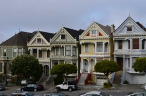 Day 6 - San Francisco Postcard Row 3